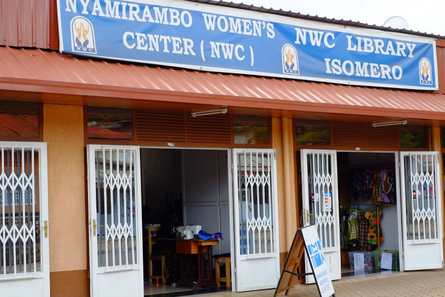 Myamirambo Womens center_NWC