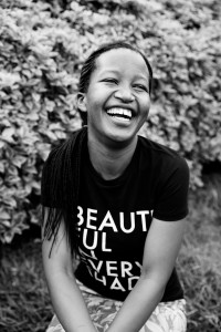 Marie Aimee Umugeni, predsednica Ženskega centra Nyamirambo, foto:  Ross Oscar Knight