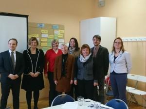 Obisk delegacije Veleposlaništva Kraljevine Norveške iz Budimpešte in Službo Vlade Republike Slovenije za razvoj in evropsko kohezijsko politiko