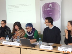 International conference 'Understanding causes and consequences of the criminalisation of migration'