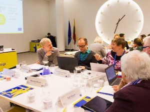Sestanek strokovnega sveta Experts' Forum of the European Institute for Gender Equality (EIGE)