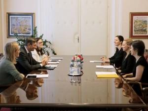 Predsednik republike za okrepljen dialog z nevladnimi organizacijami s področja varstva človekovih pravic