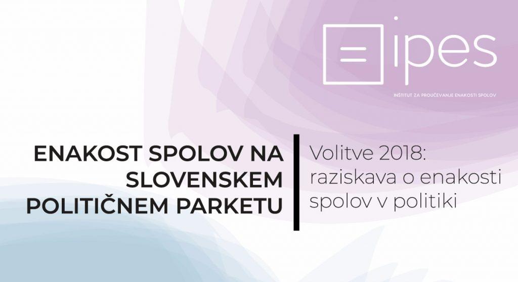 enakost spolov na slovenskem