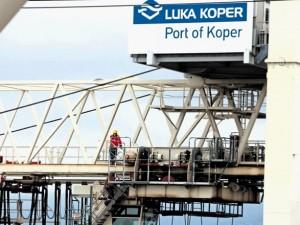 Proti bazi zveze NATO v Luki Koper