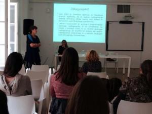 Uspešno zaključen projekt 'Spodbujanje odziva opazovalcev spolnega nadlegovanja med mladimi'