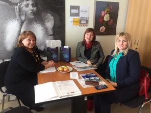 Študijski obisk predstavnic RTV Črne gore glede delovanja varuha RTV Slovenija