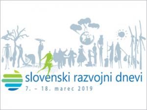 Slovenski razvojni dnevi 2019