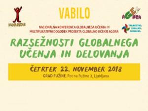 4. nacionalna konferenca globalnega učenja: Razsežnosti globalnega učenja in delovanja