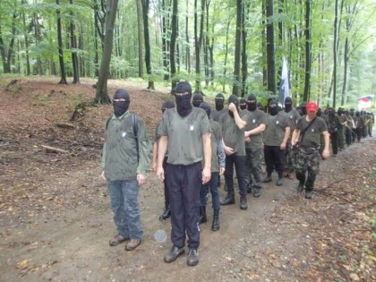 Pojav vaških straž v Sloveniji