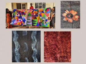 Odprtje razstave 'Naša življenja, naše sanje' v Kigaliju