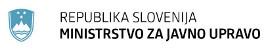 Logotip Ministrstva za javno upravo (slo)1