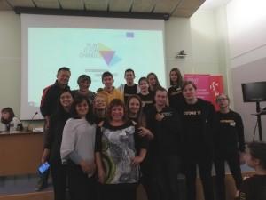 Evropski festival mladih v Barceloni