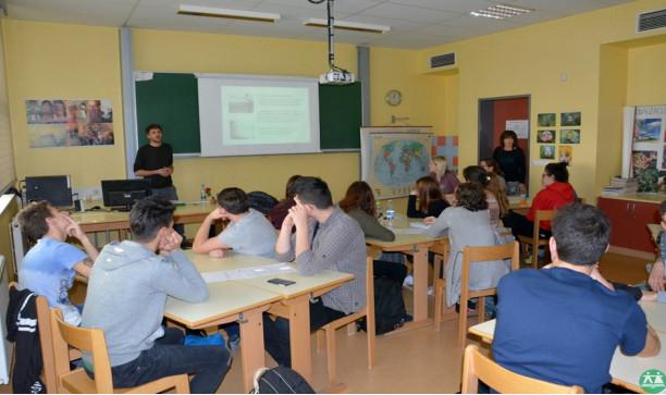 Testiranje učnih scenarijev in snemanje izobraževanega dokumentarnega filma je potekalo tudi v Sloveniji na Dvojezični srednji šoli Lendava - Kétnyelvű Középiskola, Lendva.