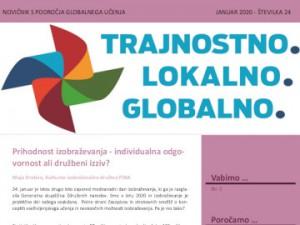 Novičnik s področja globalnega učenja za izobraževalce, št. 24