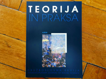 Teorija in praksa: Special thematic section Masculinities and care