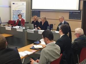 Predstavitev študije o ekonomskih pogojih za profesionalno novinarstvo na Zahodnem Balkanu