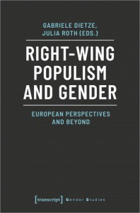 right wing populism and gender book