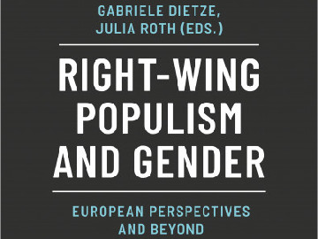 Izšla je knjiga 'Right-Wing Populism and Gender'