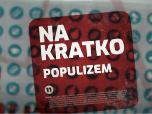 Janša »izginil« iz mladinske TV-oddaje o populizmu