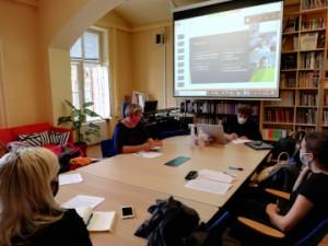 Prvi sestanek projekta ORIS