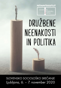 SSD _Zbornik Druzbene neenakosti in politika