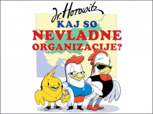 Strip Kaj so nevladne organizacije?