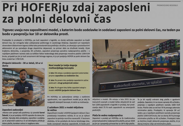 Vir: Dnevnik, 10. avgust 2020, plačani oglas
