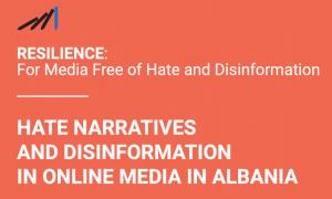 Albania hate narratives