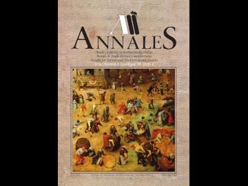 Annales naslovnica novica