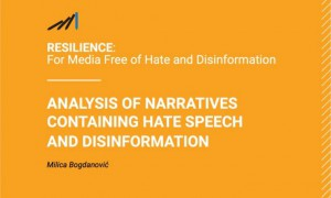 Montenegro hate narratives