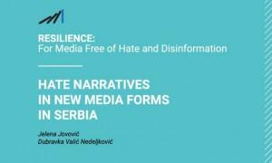 Serbia hate narratives