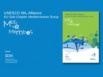 E-booklet 'Meet our Members'