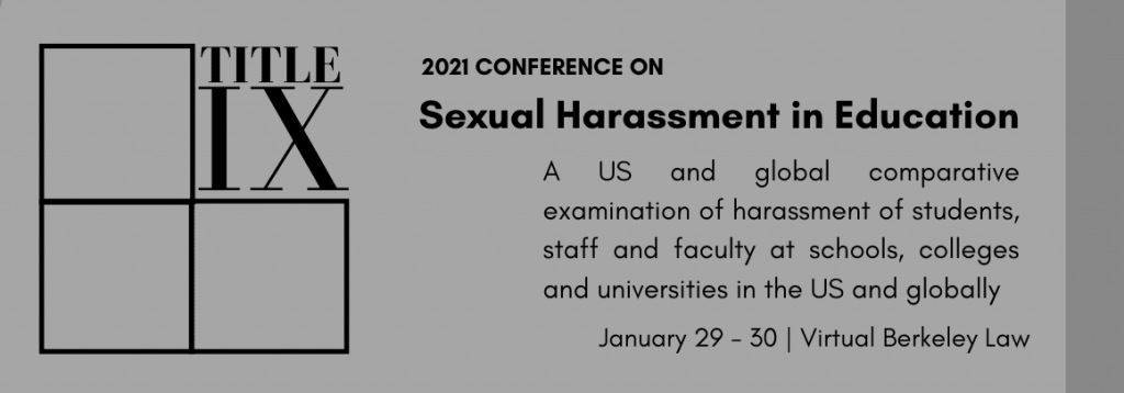 2021-Sexual-Harassment-in-Education-Conference