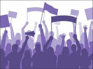 Posnetek pogovora Kako pravico do protesta branijo na Poljskem in v Franciji?