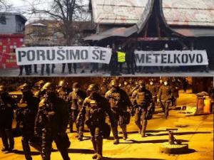 Izjava: AKC Metelkova mesto postalo poligon za izvajanje zastrahovanj in pritiska nad t.i. alternativno kulturo
