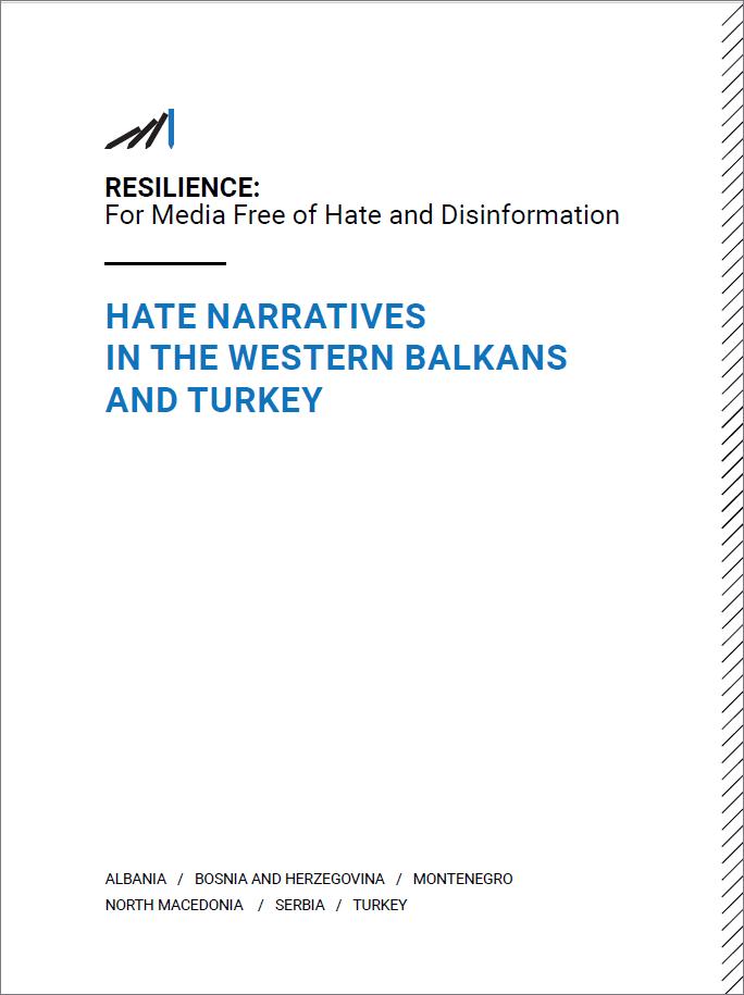 Hate narratives drugo porocilo