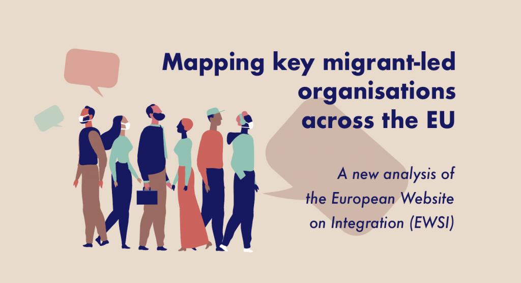 EWSI mapping key migrant orgs - A