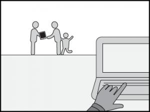 Nevladniki: Proti razslojenosti informacijske družbe