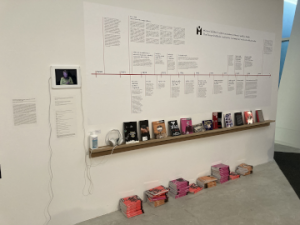 Mirovni inštitut del razstave v Muzeju sodobne umetnosti Metelkova