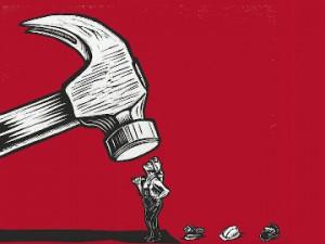 Maja Breznik o koncu univerzalnih delavskih pravic