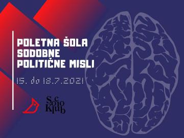 Sodobna politična misel Lane Zdravković