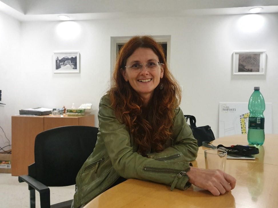 Dr. Sonja Bezjak, foto: Monika Weiss