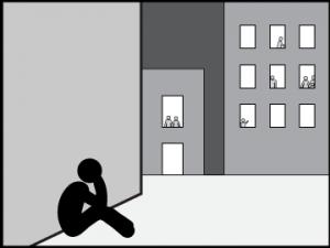 Nevladniki: Reševanje človeka, preden se je prisiljen naučiti preživetja na ulici
